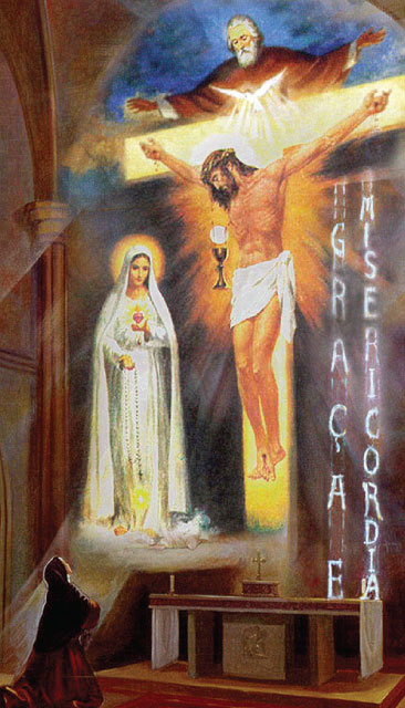 SPANISH Fatima Reparation Prayer Card